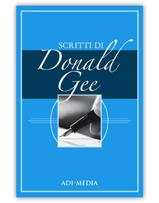 scritti-donald-gee