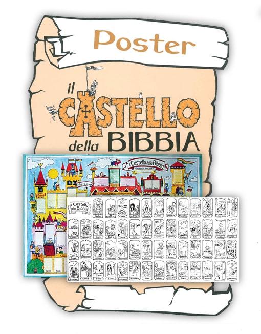 Il castello della bibbia adi media - Foglio da colorare della bibbia ...